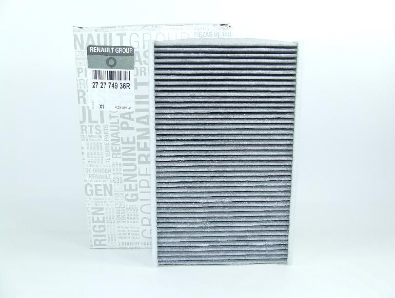 Cabin Filter Renault Fluence Oryginal 272774936r Filters Service