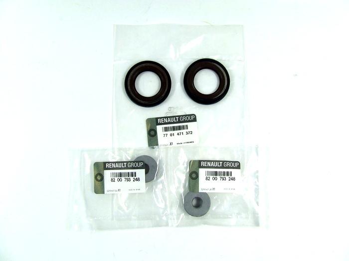 Shaft sealing ring Renault oryginal 7701471372 - ENGINE