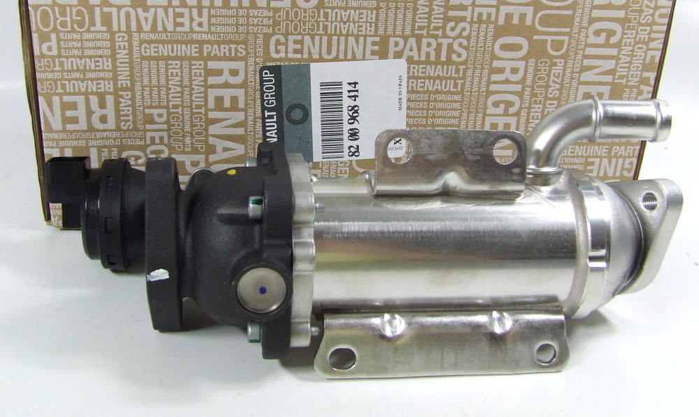Cooler EGR 2.0 dCi Renault oryginał 8200968414