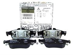 Brake Pad Set disc brake for RENAULT ESPACE IV LAGUNA II MEGANE II