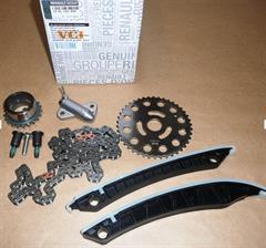 3 Pezzi Motore a Benzina Timing Tools Trasmissione a Cinghia per Renault 1.4 1.6 16 V Timing Tool